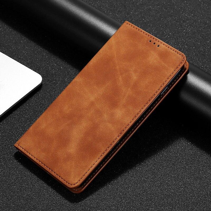 Магнитный кожаный чехол-книжка для телефона Xiaomi Mi A2 Lite A1, чехол с держателем для карт для Redmi Note 7, 8, 8T, 8A, 5, 6 Pro, 5A Prime