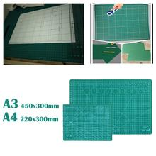 Cutting-Mat Grid-Plate Double-Sided A3 A4 Scrapbooking Pad-Print