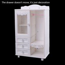 Новый роскошный Белый Гардероб аксессуары для шкафа подарок