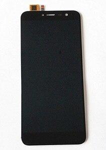 Image 4 - Для Cubot X18 HHD57008 FPCA VA.0 ЖК дисплей + сенсорный экран 100% оригинальный жидкокристаллический графический планшет замена стеклянной панели для Cubot X18 vers