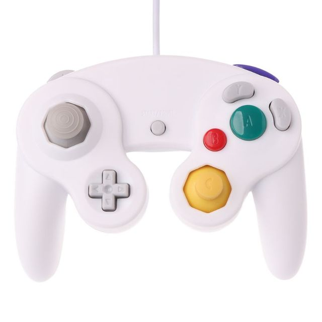 Ngc Wired Game Controller Gamecube Gamepad Voor Wii Video Game Console Controle Met Gc Poort