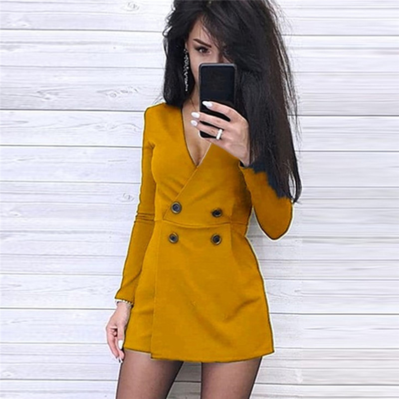 Women Office Work Jumpsuit Casual Bodysuit Solid Elegant Ladies Playsuits Summer Fashion Wide Leg Short Rompers