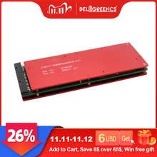 LTO Battery Protection Board 3S 5S 10S 15S 20S 25S 30S 32S 80A bms with Balance function 18650 lithium titanate battery