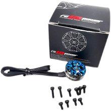 Rcinpower 1404 5000kv 3850kv 2750kv 3-6s motor sem escova para rc racing quadcopter zangão diy peça de reposição