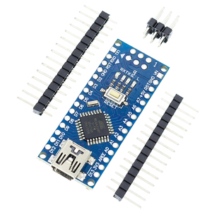 Image 5 - ¡Envío gratis! Controlador Nano V3 3,0, compatible con nano CH340, USB sin CABLE nano v3.0, 50 uds.