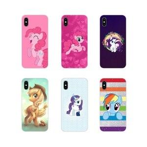 Для Huawei G7 G8 P8 P9 P10 P20 P30 Lite Mini Pro P Smart Plus 2017 2018 2019 аксессуары My Little Pony чехлы для телефонов