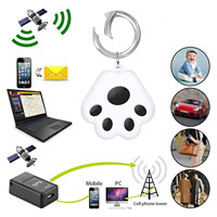 Tracker Key Finder Smart Anti-Lost Device localizzatore GPS impermeabile Keyfinder localizzatore allarme per bambini Pet Dog Cat Wallet Ba