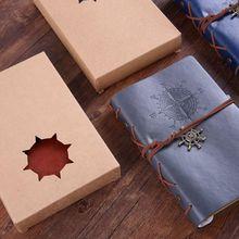 Блокнот для путешествий, дневник, блокнот из искусственной кожи, спиральный блокнот, блокнот, бумажные журналы планирования школьный канцелярский подарок
