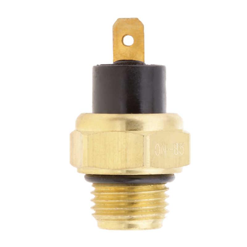 אופנוע רדיאטור מאוורר תרמו מתג Assy טמפרטורת מים חיישן M16 עבור הונדה CB400 CB-1 CBR 400RR NC29 37760-MT2-003 2019