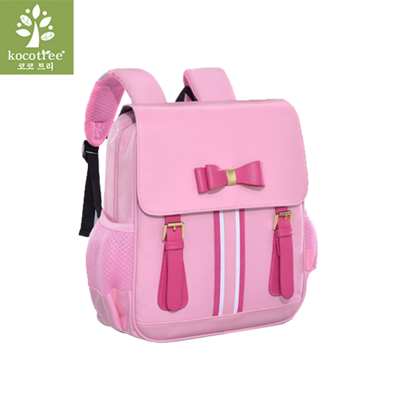 UK 1-4 Years Old Child Girl Cute Backpack Cartoon Backpack Pink Kindergarten Bag