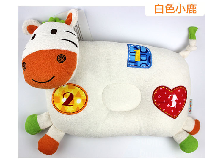 Cartoon Animal Styling Baby Nursing Pillow And Toddler Sleep Positioner Anti Roll Baby Bedding 10