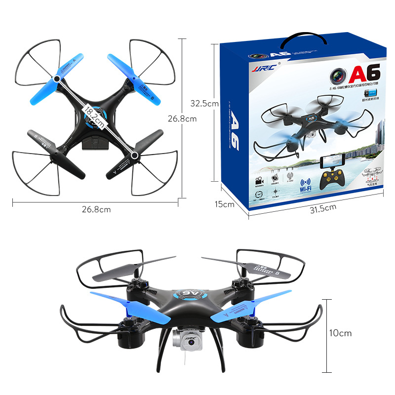 Jjrc Quadcopter A6 Ultra Large Drop-resistant Remote Control Aircraft Aerial Photography Long Endurance Unmanned Aerial Vehicle