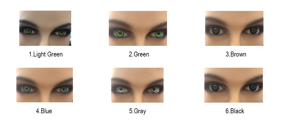 love doll eye color options