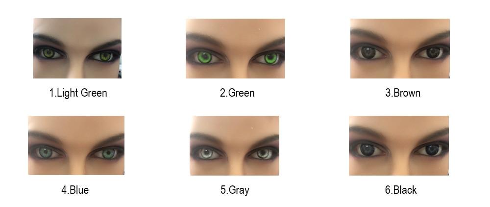 眼睛选项-六野
