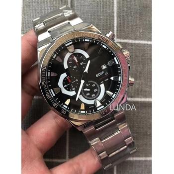 Mens Watch Multifunctional Top Luxury Brand Fashion Quartz Waterproof Chronograph Business Relogio Masculino
