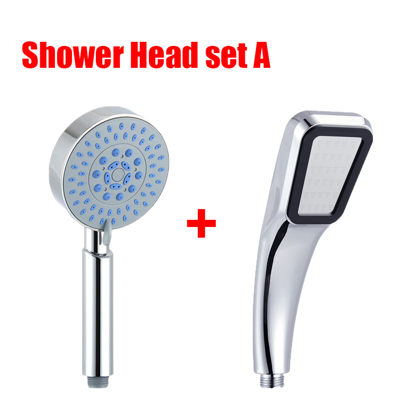 Zhangji Shower Head Top Quality High Pressure Standard Shipping Shower Promotion Buy One Get One Free