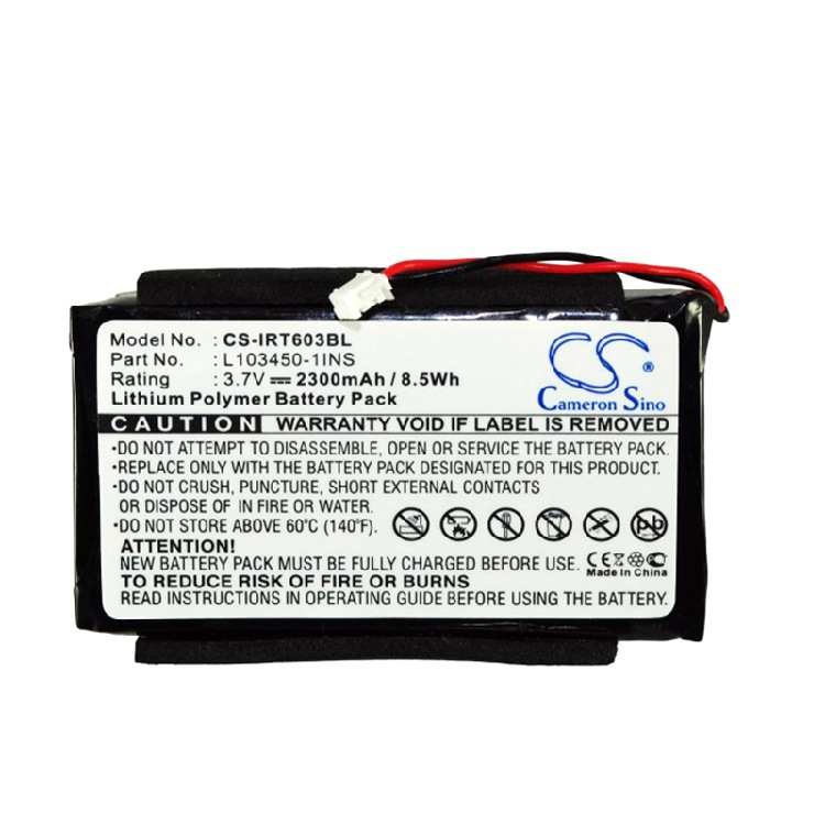 CameronSino para INTERMEC 600 600 Caneta 601 601 Caneta 602 Caneta 603 603 Caneta 102-578-004 317-221-001 L103450-1INS bateria
