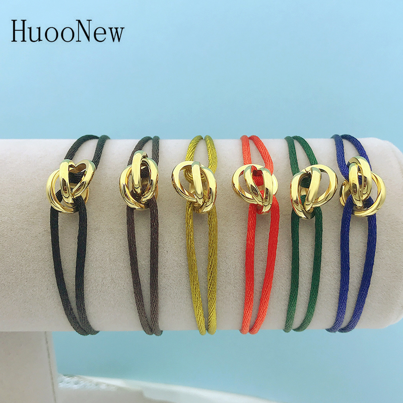 Multicolor Adjustable Size Bracelet