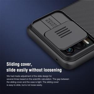 Image 3 - עבור OPPO Realme 8 Pro פרו מקרה Realme 8 כיסוי NILLKIN CamShield שקופיות מצלמה מקרה עדשת פרטיות הגנה חזרה כיסוי עבור realme8 Pro