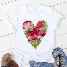 Женская одежда с круглым вырезом топы футболки женская футболка