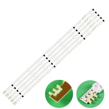Tira de LED UA32F5500AR UE32F6200 UE32F6400 HF320CSA UE32F4500AK AW como UE32F4500 UE32F5300 BN96-26508B 26508A, 5 unidades