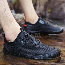 Sneakers Aqua-Shoes Sea-Slippers Swimming-Footwear River Quick-Drying Beach-Upstream