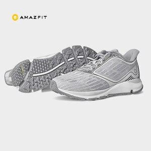 Image 1 - Amazfit Antilopen Licht Smart Sneaker Outdoor Sportschoenen Goodyear Rubber Ondersteuning Smart Chip Beter dan Voor Xiaomi