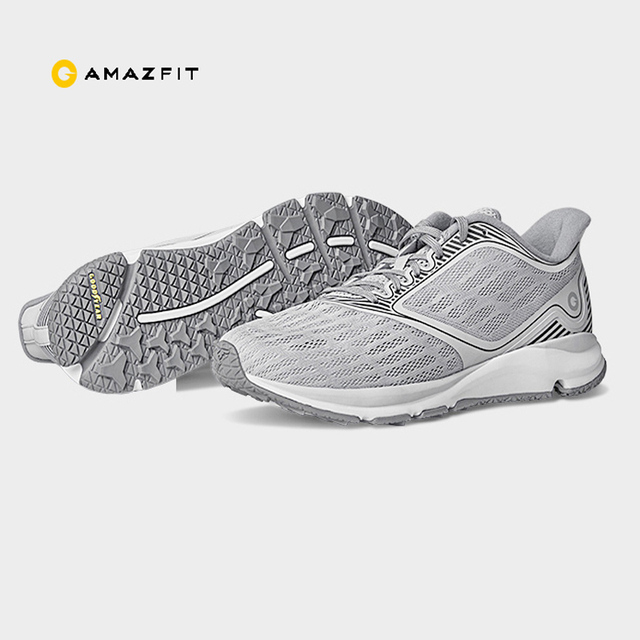 Amazfit Antilopen Licht Smart Sneaker Outdoor Sportschoenen Goodyear Rubber Ondersteuning Smart Chip Beter dan Voor Xiaomi