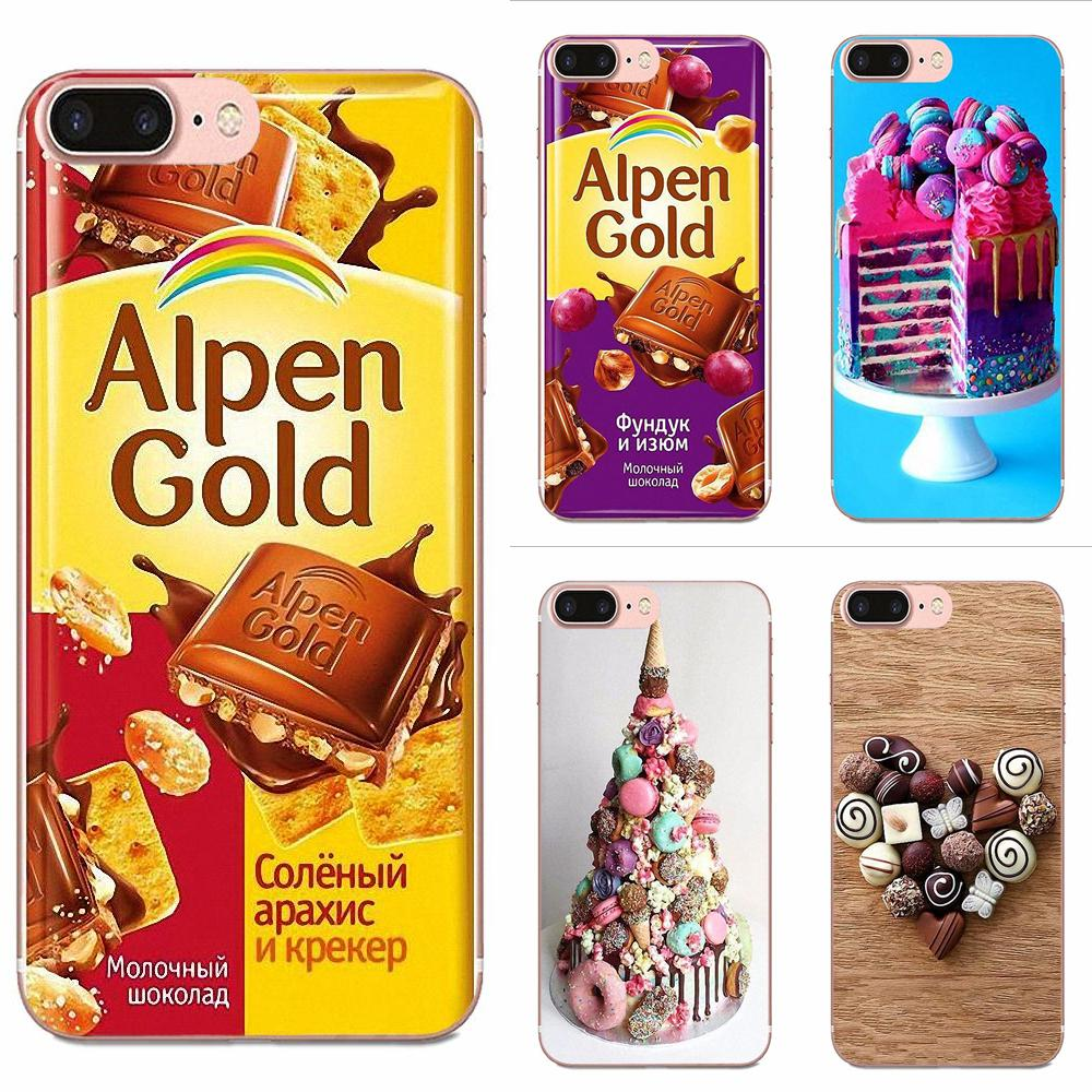 Wonka Chocolate Bar Top For Galaxy Grand A3 A5 A7 A8 A9 A9S On5 On7 Plus Pro Star 2015 2016 2017 2018 TPU Protective Skin image