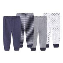 Newborn Pants Cartoon four seasons Baby 100%Cotton Soft Girl Pants Baby Boy trousers Pants 0-24M New born Leggings ropa de bebe