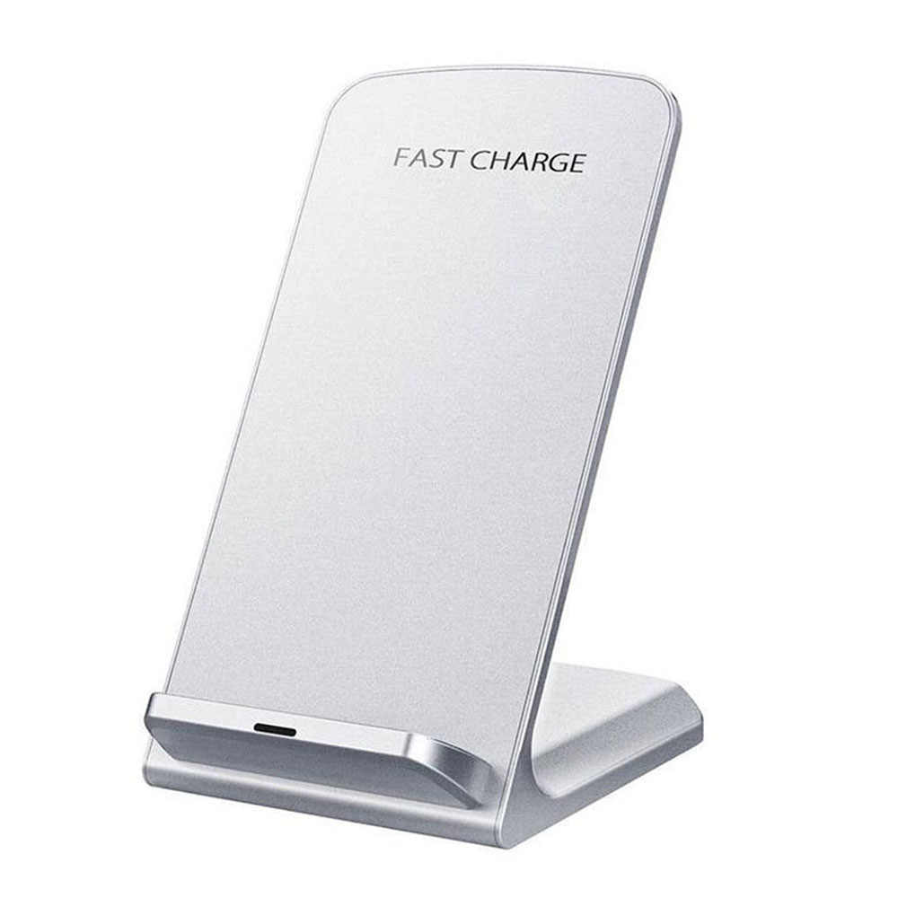 10W Qi Wireless Charger For Samsung S10 S9 S8 Note 9 Fast Wireless Charging Dock For iPhone XS MAX XR X 8 Plus USB Charger