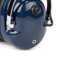 עבור kenwood Retevis EH050K כחול VOX נפח רעש התאמת רמקול הפחתת תעופה MIC אוזניות עם אצבע PTT עבור Kenwood Retevis (5)