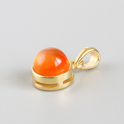 27.Red Agate