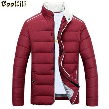Wadded Jacket Men Parkas 2020 Winter Jacket Men Cotton Padded Coat Casual Outwear Windproof Coats Campera Hombre Plus Size