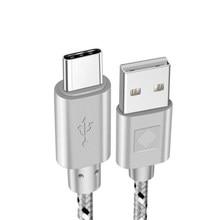 USB Type C câble charge rapide 1m 2m 3m chargeur