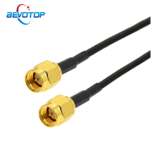 RG316 RG174 Cable SMA Male to SMA Male Female Nut Bulkhead Extension Coax Jumper Pigtail WIFI Router Antenna RF Coaxial Cable