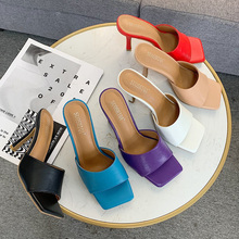 Women Slippers Shoes Women Pumps High Heels Sandals Summer