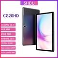 SHDU CG20HD 10,1 дюймовые Планшеты Android 10,0 OS 3G 4GLTE телефонные звонки 4 Гб ОЗУ 64 Гб ПЗУ 1920 × 1200 GPS WIFI 5000 мАч TYPE-C AI-speed-up