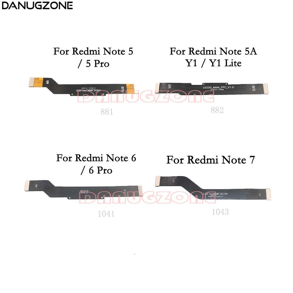 LCD Display Belangrijkste Board Verbinden Kabel Moederbord Flex Kabel Voor Xiaomi Redmi NOTE 5 PRO 6 7/Redmi Note 5A/Redmi Y1 Lite