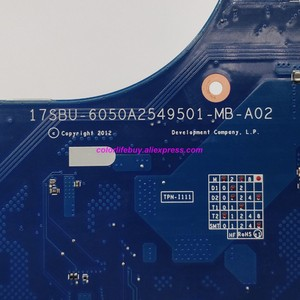 Image 4 - 정품 720265 501 720265 001 720265 601 6050A2549501 MB A02 HP Envy 17 J 17T J000 M7 J 노트북 PC 용 노트북 마더 보드