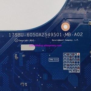 Image 4 - אמיתי 720265 501 720265 001 720265 601 6050A2549501 MB A02 האם מחשב נייד עבור HP Envy 17 J 17T J000 M7 J מחברת מחשב