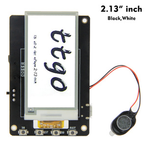 Image 2 - LILYGO®TTGO T5 V 2,4 Wifi Und Bluetooth Grundlage ESP 32 Esp32 1.54/2.13/2,9 Zoll Bildschirm E Papier lautsprecher