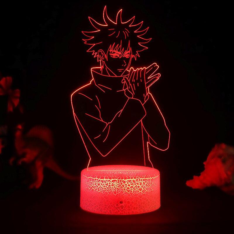 padroes anime juaderente kaisen luz para decoracao 05