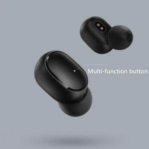 Image 2 - 2020 Xiaomi Redmi Airdots S אמיתי אלחוטי אוזניות קול בקרת Bluetooth 5.0 רעש הפחתת שליטה ברז טעינת תיבת Earbud