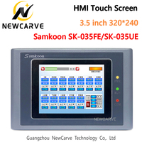 Samkoon SK-035FE SK-035UE HMI Touch Screen 3 5 Zoll 320*240 Human Machine Interface Display Newcarve