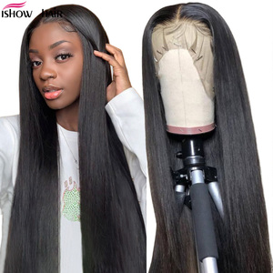 Ishow Straight Lace Front Wig