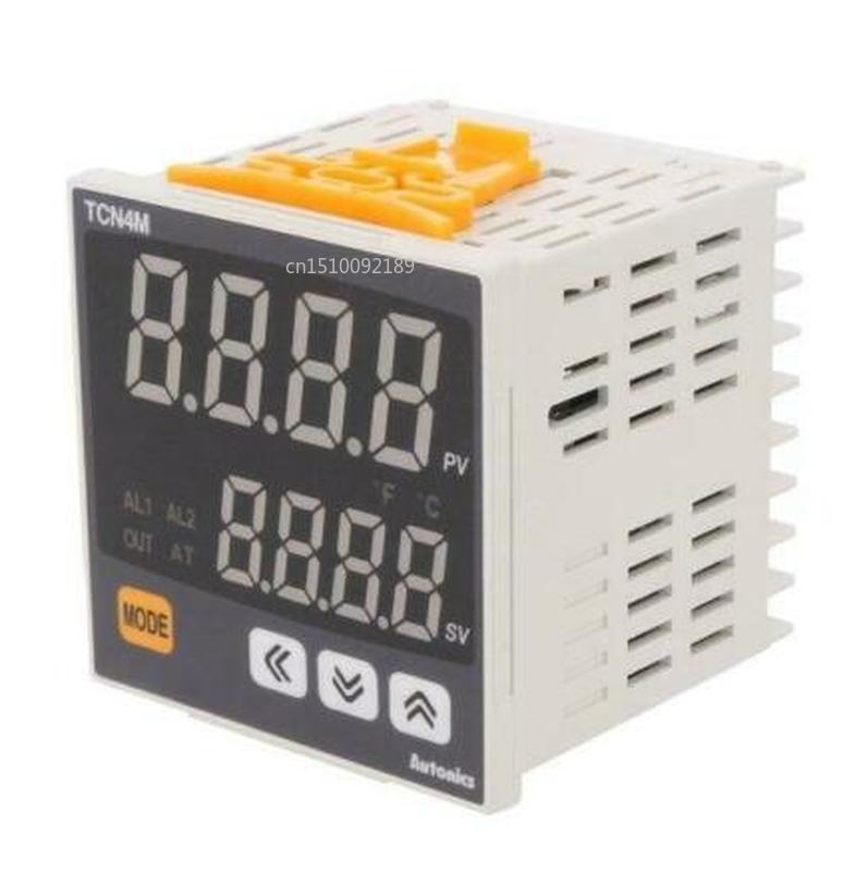 Free Shipping TCN4M-24R New And Original AUTONICS Temperature Controller 100-240VAC