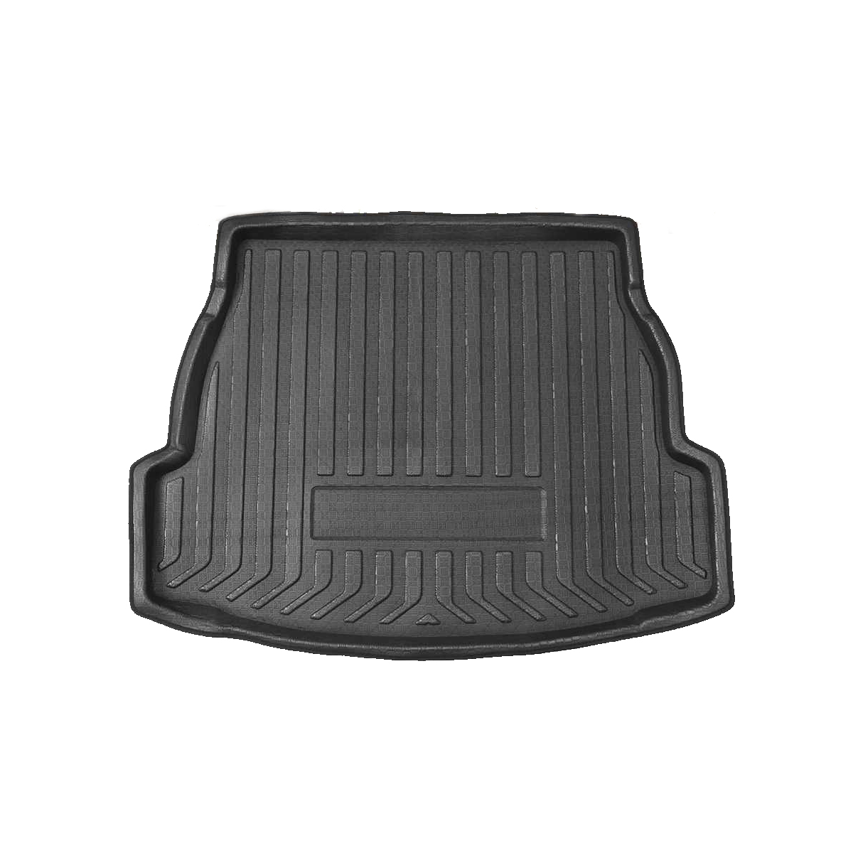 cheapest For Toyota RAV4 2019  Car Rear Trunk Boot Liner Cargo Mat Luggage Tray Floor Carpet Mud Protector Replacement Car Accessories