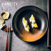Тарелки fancity тарелки для риса домашняя и посуда глубокие