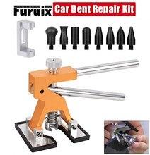 Paint free dent repair Elevator kit edge dent puller paint free dent repair tool PDR car doorbell repair removal tool kit car
